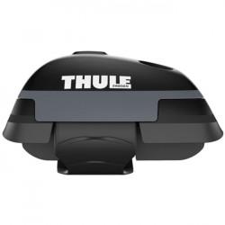 Kit bare transversale THULE WingBar Edge 9581 gri , sistem prindere pe bare longitudinale