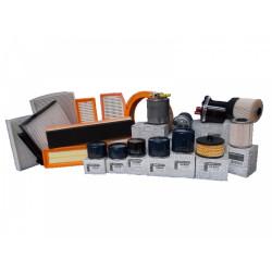 Pachet filtre revizie Dacia Logan MCV II 1.5 DCI, 90 CP, Filtre Dacia