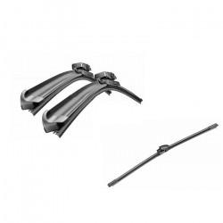 Pachet Stergatoare Parbriz si Stergator Luneta Bosch AeroTwin 65/40/33 mm Seat Leon 2013-