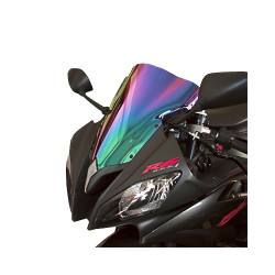 Parbriz motocicleta colorat Double BUBBLE HONDA CBR 600RR 2003