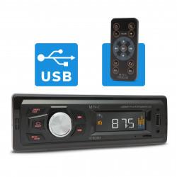 "Player auto M.N.C ""Stream"" cu telecomandă (AUX/USB/SD/MMC)"