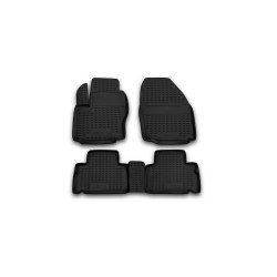 Set covorase auto Floor mats FORD S-MAX 2006-