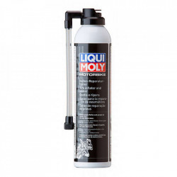 Spray Reparare Anvelope Liqui Moly Motorbike Tire Inflator and Sealer, 300ml