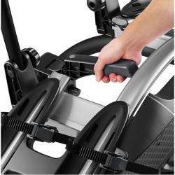 Suport biciclete THULE VeloCompact 925 pentru 2 biciclete cu prindere pe carligul de remorcare, 7 pini