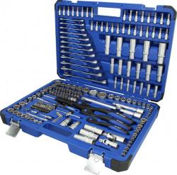 Trusa de scule profesionala pentru auto Brilliant Tools, 216 piese