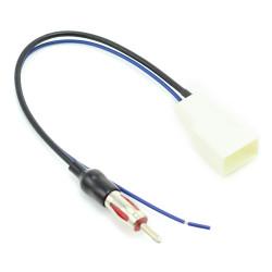 Adaptor antenă GT13 (mamă) -> DIN (tată) TOYOTA 2009 SUBARU