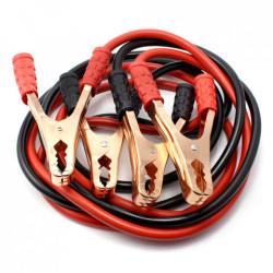 Cablu de transfer curent/de pornire 1000A, lungime 3m, aluminiu cuprat, diametru exterior 13mm