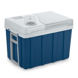 Cutie termoelectrica cu roti pentru transport usor Mobicool W40 AC/DC , alimentare la 12/24/230V, capacitate 39 litri