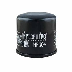 Filtru Ulei Hiflofiltro HF204 - Honda CB600, CBR600/900/1000, VT750, VFR800/1200, ST1300, GL1800; Kawasaki ZX600/1000/1200, Z750/1000; Yamaha FZ6, FZ8, FZ1, YZF-R6/R1