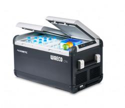 Frigider auto cu compresor, 2 compartimente de racire, afisaj digital Dometic CFX 75DZW , alimentare la 12/24V si 100–240V AC, 75 litri