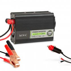MNC - Invertor de tensiune 12 V/230 V - 300W
