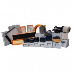 Pachet filtre revizie Dacia Sandero II 1.5 DCI, 84 CP, Filtre Dacia