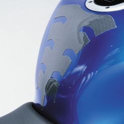 Protector adeziv pentru rezervor motocicleta Oxford, Carbon