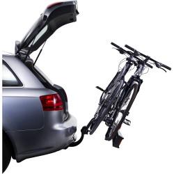 Suport biciclete THULE RideOn 9502 pentru 2 biciclete cu prindere pe carligul de remorcare
