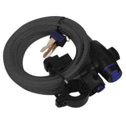 Cablu antifurt Motocicleta Oxford 180cm