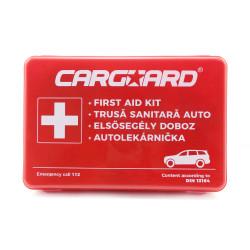 CARGUARD - Trusă medicală auto - dată expirare: 2026