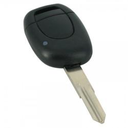 Renault Carcasa cheie 1 buton (fara suport baterie)