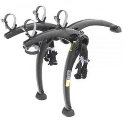 Suport biciclete Saris Bones 2 pentru 2 biciclete, cu prindere pe haion, negru