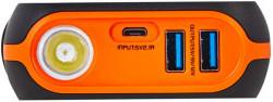 Acumulator extern / jump starter Osram BATTERYstart 300, 13000 mAh ,LiCoO2 , timp incarcare 3H, mufa Micro-USB