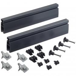 Adaptor schi THULE pentru cutie portbagaj 60cm