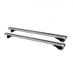 Bare transversale aluminiu Menabo Blade L pentru Peugeot Rifter, Model 2018+