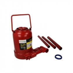 Cric hidraulict tip butelie 10T 182-375mm