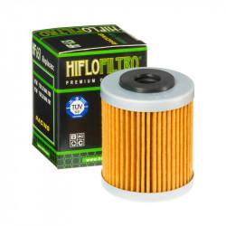 Filtru ulei HIFLO pentru motociclete, HF651