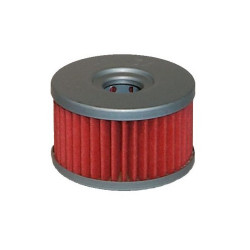 Filtru Ulei Hiflofiltro HF137 - Suzuki DR500/600/650/750/800, SP500/600, LS650, XF650