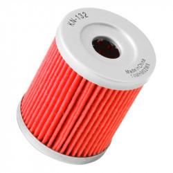 Filtru ulei K&N pentru motociclete, KN132 (HF132)