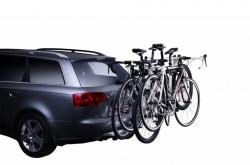 Suport biciclete THULE HangOn 9708 pentru 4 biciclete cu prindere pe carligul de remorcare
