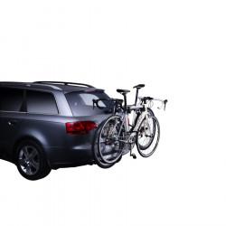 Suport biciclete THULE Xpress 970 pentru 2 biciclete cu prindere pe carligul de remorcare