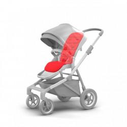 Accesoriu Thule Seat Liner - captuseala pentru scaun carucior Thule Sleek si Thule Spring - Energy Red