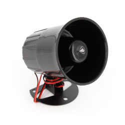 CARGUARD - Sirenă 1 ton 20W
