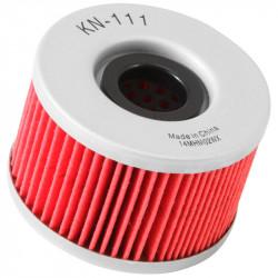 Filtru ulei K&N pentru motociclete, KN111 (HF111)