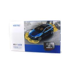 Kit senzori parcare fata/spate Keetec BS 810 LCD