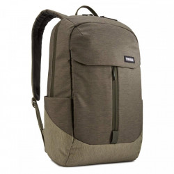 Rucsac urban cu compartiment laptop Thule LITHOS Backpack 20L, Forest Night/Lichen