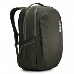 Rucsac urban cu compartiment laptop Thule Subterra Backpack 30L Dark Forest