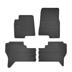 Set covorase cauciuc stil tavita FIAT FULLBACK; MITSUBISHI L 200 / TRITON 09.15- (PL) pickup mmt