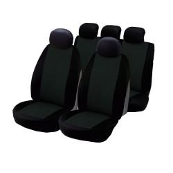 Set huse scaune, negru/albastru, Magneti Marelli
