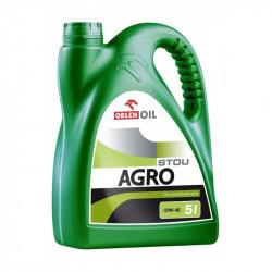 Ulei motor pentru utilaje agricole,lubrifierea motoarelor,uneltelor si ambreiajelor 10W40 Orlen - 5L