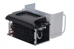 Unitate de condensare si evaporare pentru lazile frigorifice MAN TGA/TGX