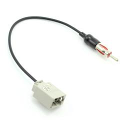 Adaptor antenă GT13 (mamă) -> DIN (tată) VOLVO 1998+
