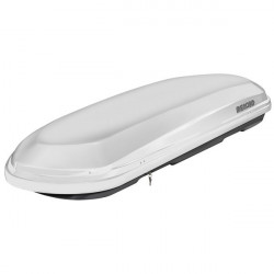 Cutie portbagaj Menabo Diamond 500 White, 209x79x36cm