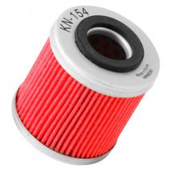 Filtru ulei K&N pentru motociclete, KN154 (HF154)