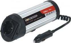 Invertor de tensiune auto - 150W, de la 12V la 200V