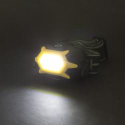 PHENOM - Lampă de cap COB-LED, cu senzor