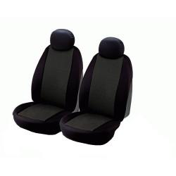 Set huse scaune fata, negre, Magneti Marelli