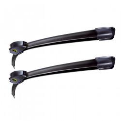 Set stergatoare Valeo Silencio X-Trm, 60/58 cm pentru BMW Seria 5 E60 E61, BMW Seria 6 E63 E64