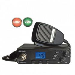 Statie radio CB Albrecht AE 6199, 12/24V, NRC, VOX, cu CTCSS / DCS si microfon cu 6 pini