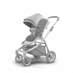 Accesoriu Thule Seat Liner - captuseala pentru scaun carucior Thule Sleek si Thule Spring - Grey Melange